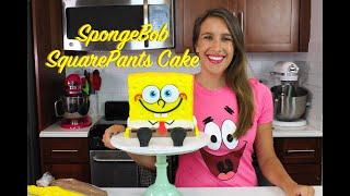 SpongeBob SquarePants Cake  CHELSWEETS