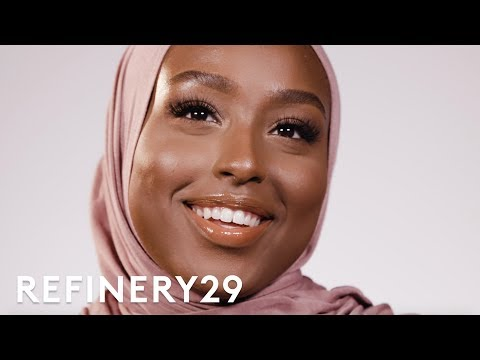 Aysha Harun Gets Vulnerable About Taking Her Makeup Off | Naked Truths | Refinery29