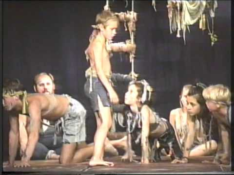 VHS10-3 Divadlo škola LUDUS Bratislava - D. a V. Martincovi na motivy R. Kiplinga - Džungla from YouTube · Duration:  1 hour 3 minutes 3 seconds