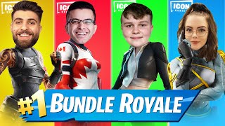 The SCUFFED Fortnite Icon Skins! ft. Nick Eh 30, Benjyfishy & Loeya