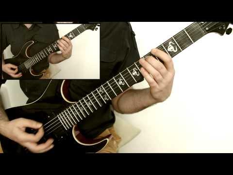 Amon Amarth - Guardians of Asgaard [HD Guitar Cover w/tab]