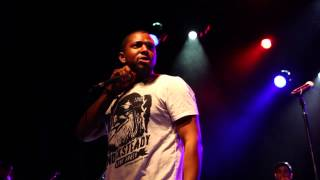 EOM-BEAT BOXING-WINTERVENTION-EL REY THEATER