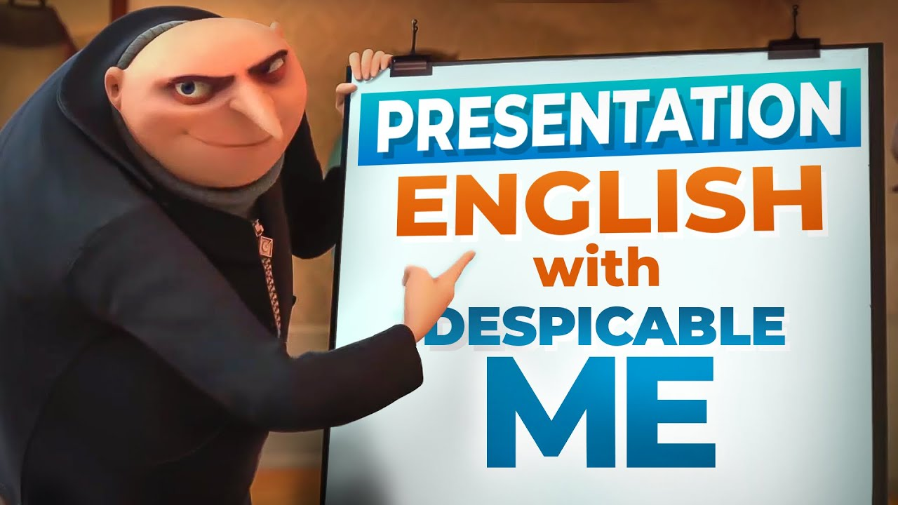 Learn English with Movies | Despicable Me