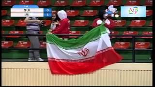 2016 Deaf Futsal 22 Nov 2015 Men Switzerland Iran Nimibutr Stadium