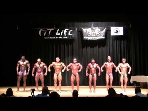 2013 NPC All South Bodybuilding Championship. Men's Bodybuilding Overall.