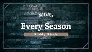 Every Season-Roddy Ricch(Lyrics)