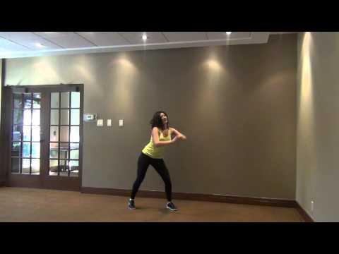 Zumba Fitness. Karmin Shiff & Juliana Pasini-Ole Ola by Olga Chin.