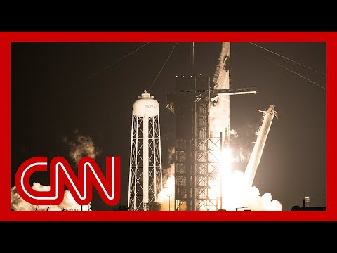 'Eight and a half minutes of terror': Analyst describes moments after liftoff
