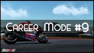 MotoGP 13 Career Mode Walkthrough - Part 9 Moto3 S2 R10 Brno (PC Gameplay)