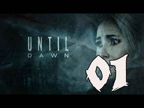 Until Dawn - Gameplay Walkthrough Part 1: The Prank