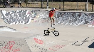 The craziest BMX trick ever