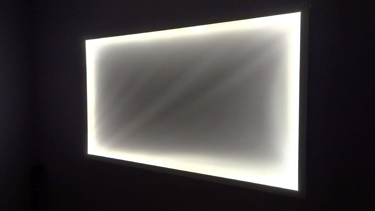 Diy fake window lightbox warm and soft light in any dark room
