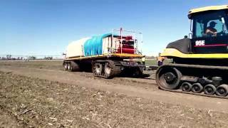 Triple Axle Trailer Tracks | Right Track Systems Int