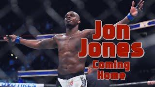 Jon Jones l Coming Home l Profile & Highlights