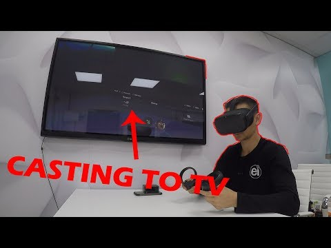 How To Cast Oculus Quest To TV? -Tutorial
