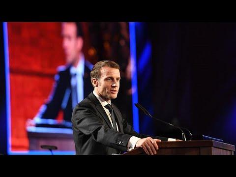 Macron, Cumhurbaşkanı Erdoğan'ı, Libya konusunda verdiği sözü tutmamakla suçladı