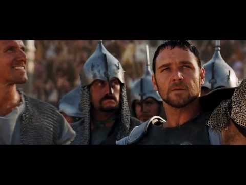 Gladiator 2000  Maximus confronts Commodus HD