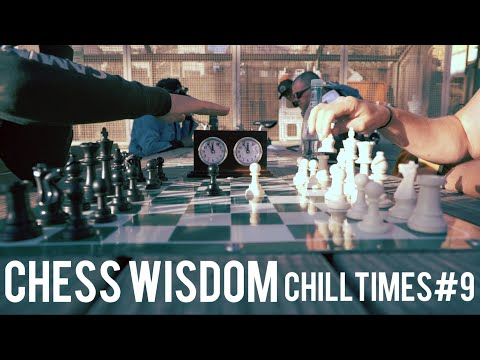 Chess Wisdom | Santa Monica Chess park | Chilltimes #9