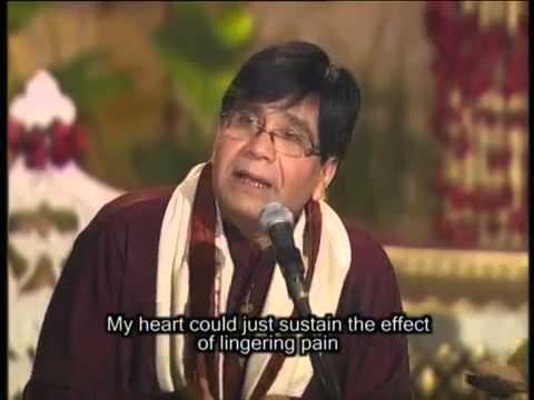 Ye Na Thi Humari Kismat - Mirza Ghalib - Ali Raza post HiteshGhazal