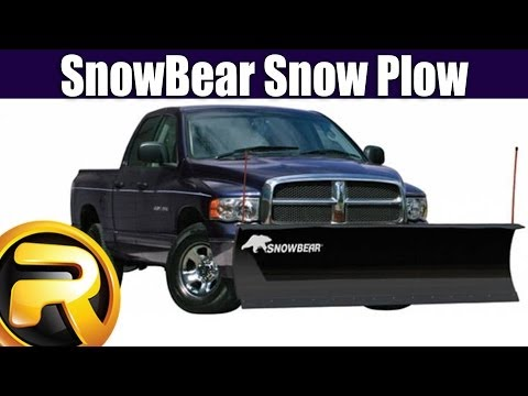 How To Assemble A SnowBear Snow Plow