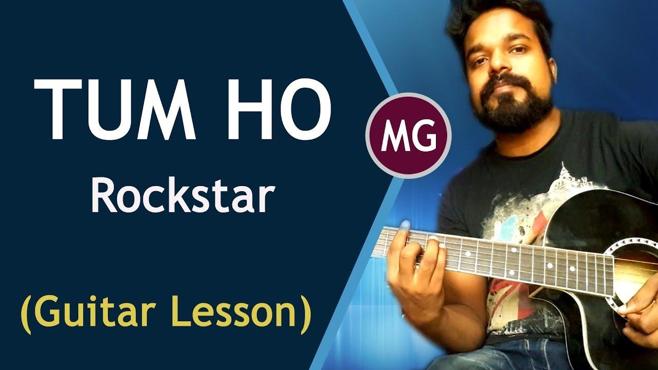 Tum ho rockstar guitar chords lesson musical guruji youtube tum ho rockstar guitar chords lesson musical guruji hexwebz Images
