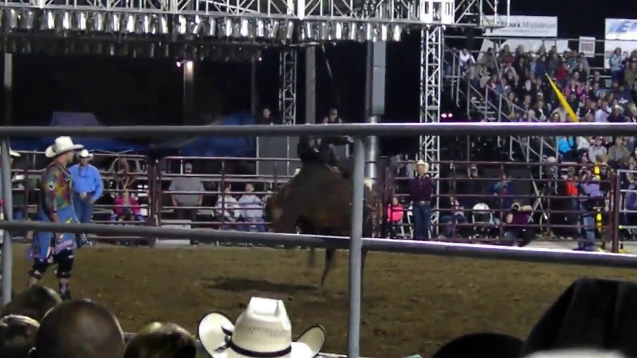 Trevor Reiste Tri State Rodeo Cinch Shoot Out 2017 Youtube