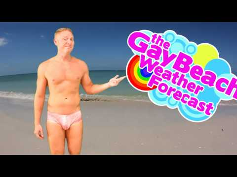August 13th Gay Beach Weather Forecast For Tampa & St. Petersburg