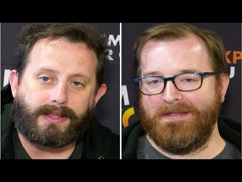 Rooster Teeth Geoff Ramsey & Jack Pattillo  Interview - Creative Passion