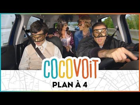 Cocovoit - Plan à 4