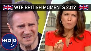 Top 10 WTF British Moments of 2019