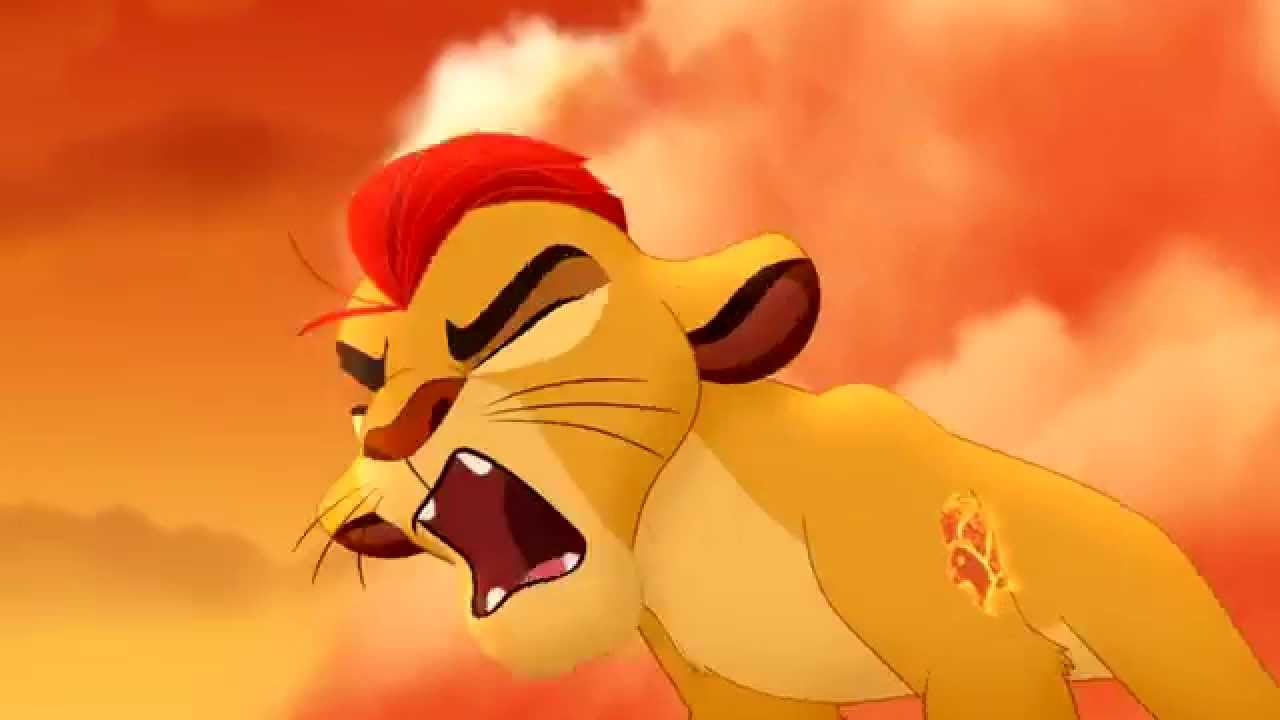 Be Inspired The Lion Guard Return Of The Roar Disney Channel Youtube