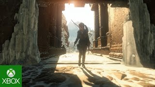 """""""Rise of the Tomb Raider"""" - Complete Experience Trailer"""