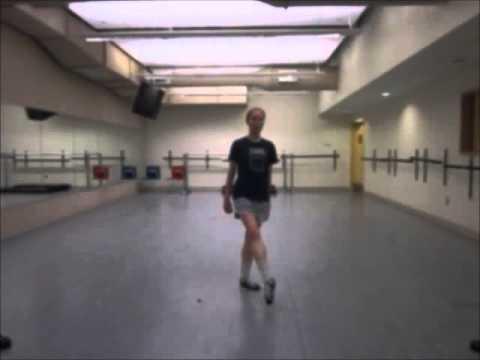 beginner irish dance moves