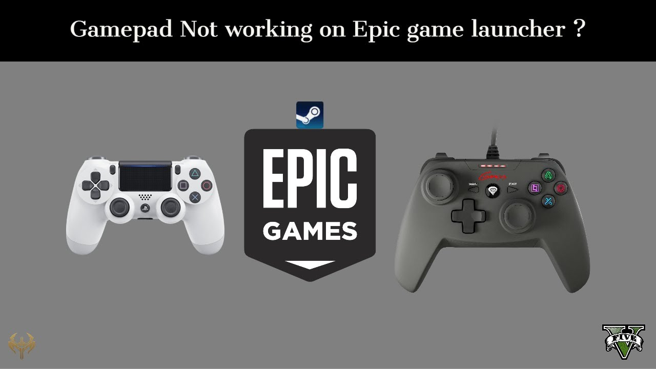 How To fix GamePad / Controller not working on epic games ...