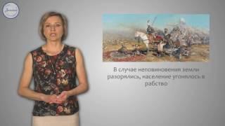 История 6 Русь и Золотая Орда