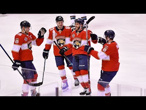The Annual First Half Failure of the Florida Panthers