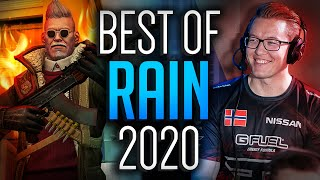 NEW ONE TAP GOD?! BEST OF rain! (2020 Highlights)