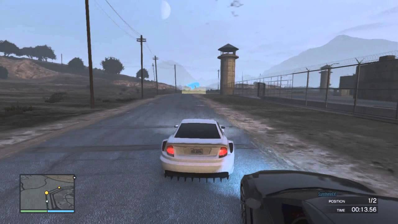 GTA 5- How To Turbo Start