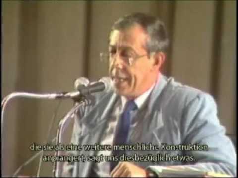 SILO   Deutsch Gedankengut und Literarisches Werk Theater Gran Palace, Santiago, Chile   23  5 1991
