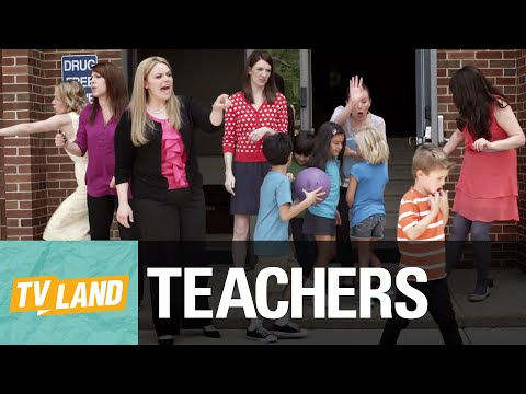 Teachers   Web Series Executive Produced by Alison Brie  TV Land