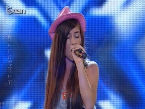 X Factor Albania 2 - Erisa Torba