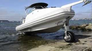 Sealegs 7.7 Cabin from Motor Boat & Yachting