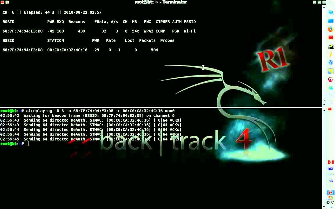 backtrack 4r1
