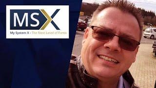 MySystemX/MSX/ MSX / Leicht erklärt / Anmeldung unter dem Video/ Andre Schubert