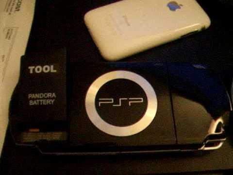 how to make a pandora battery