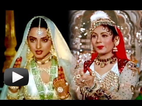 Bollywood Classics - Top 5 Romantic Old Mujra Songs
