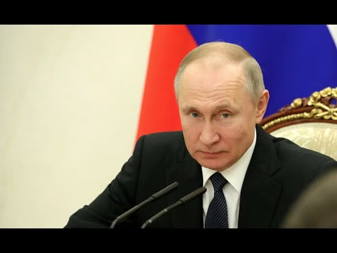 Блондинка Блондинка. Обращение Путина или подготовка к Мировому кризису (окончание)