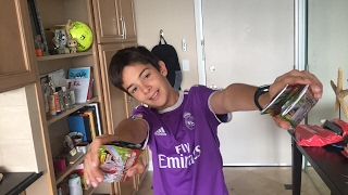 NUEVO UNBOXING | PREDICCIÓN VILLARREAL VS REAL MADRID EN VIVO ABRIENDO SOBRES PANINI ADRENALYN XL