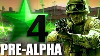 Call of Duty 4 PRE-ALPHA Live! Cut Content, Missions, Levels & MUCH more!
