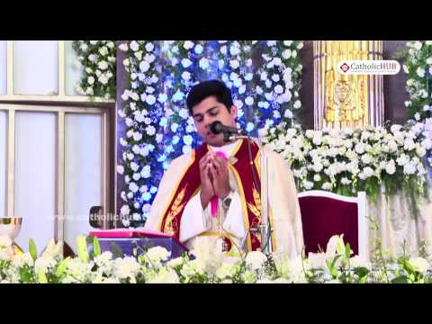 Malayalam Mass @ Feast of Mother of Perpetual Help @ Holy Ghost Church,Bengaluru,KA,INDIA,28-01-17